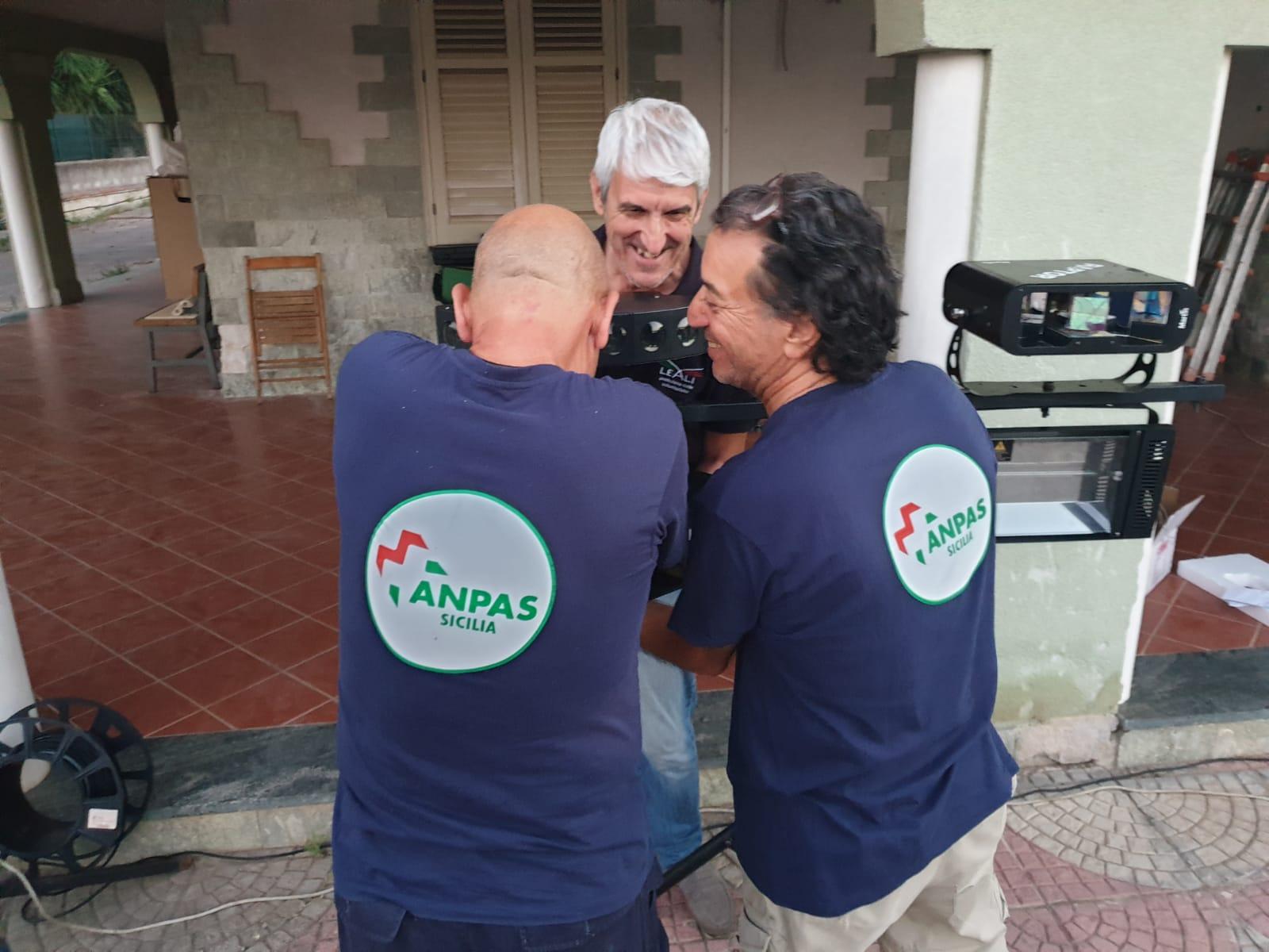 Opc-LeAli - Promuovere il volontariato Anpas